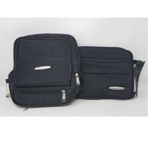 Lot of 2 Bon Voyage Sport Hand Bags New WT